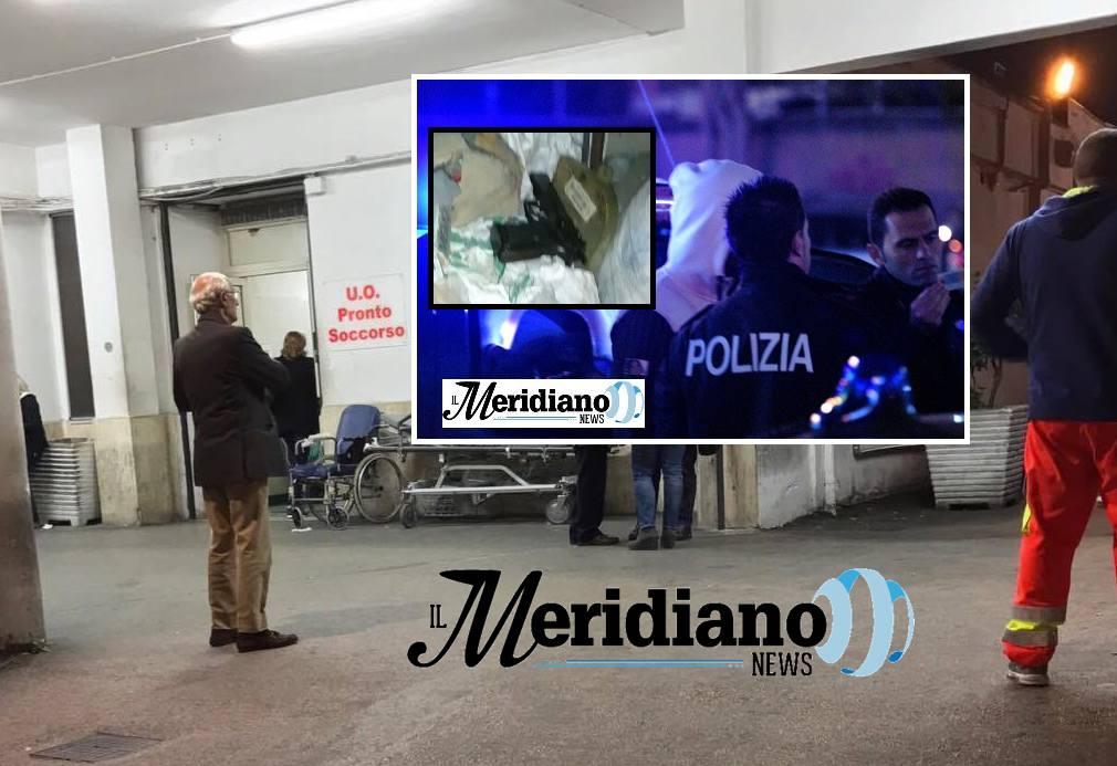 Rapina sventata nel napoletano: ferito al volto un poliziotto