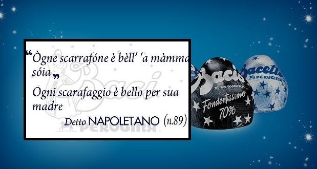Frasi In Dialetto Napoletano Nei Nuovi Baci Perugina