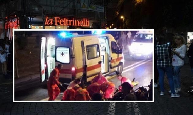 Dramma a Napoli, 16enne muore al volante dell'auto