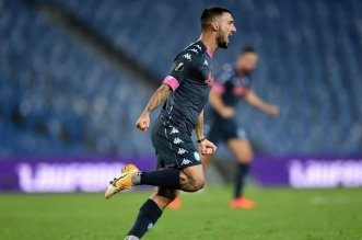 Politano, match-winner all'Anoeta